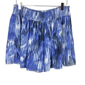 Athleta Sneaky Shorts Flowy Lightweight Casual L